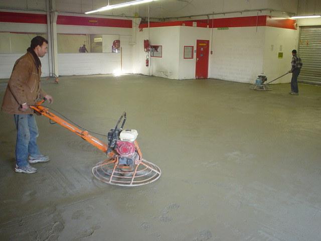 Pavimentos industriales cuenca hormigon fratasado - Suelo hormigon pulido precio ...